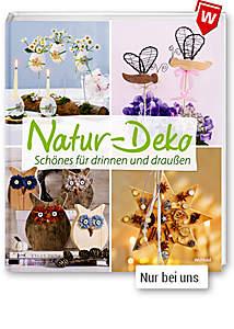 Bild Buch Natur-Deko