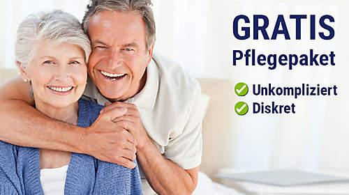 GRATIS Pflegepaket