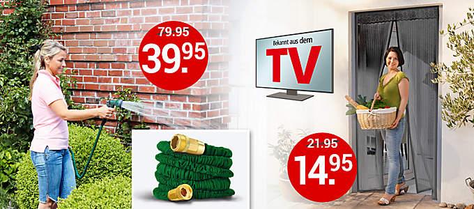 Highlights aus der TV-Werbung
