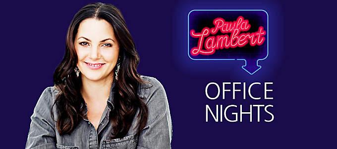 Paula schreibt - Office Nights