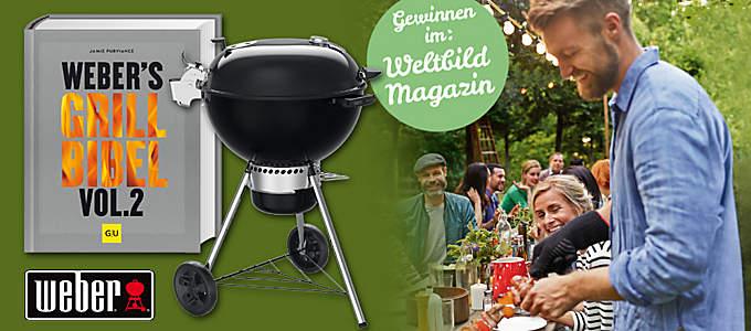 Weber Grill-Gewinnspiel
