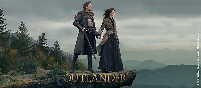 Outlander-Gewinnspiel
