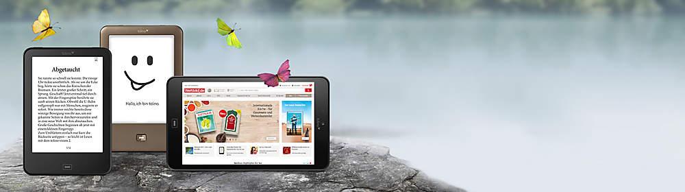 ##**Häufige Fragen**  ##[eBooks Lesen und kaufen](/service/haeufige-fragen/ebooks/ebooks-lesen)  ##[tolino eReader](/service/haeufige-fragen/ebooks/tolino-eReader)  ##[tolino tabs](/service/haeufige-fragen/tablets/tolino-tabs)