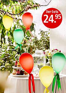 Solarleuchten Luftballon