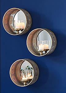 Kerzenhalter Mirror