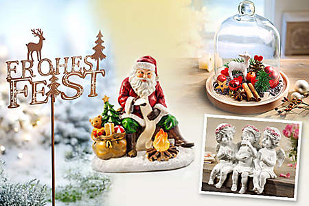 Bild Weihnachtsdeko