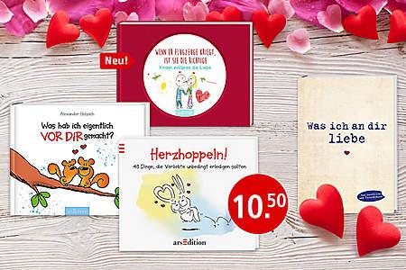 Bücher zum Valentinstag