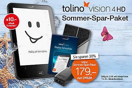 Bild tolino Sommer-Spar-Paket