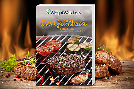 Bild WeightWatchers Grillbuch