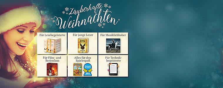 """###Die besten Geschenkideen zu Weihnachten  Die besten Geschenkideen für Familie, Freunde oder Arbeitskollegen kommen aus der Weltbild-Weihnachtswelt! Oder suchen Sie trendige Weihnachtsdeko, Koch- und Back-Ideen für die Festtage, Bastel-Tipps und mehr? In unserer Weihnachtswelt werden Sie bestimmt fündig.    {{ button href=""""/themenwelten/weihnachten"""" text=""""Zur Weihnachtswelt""""}}"""