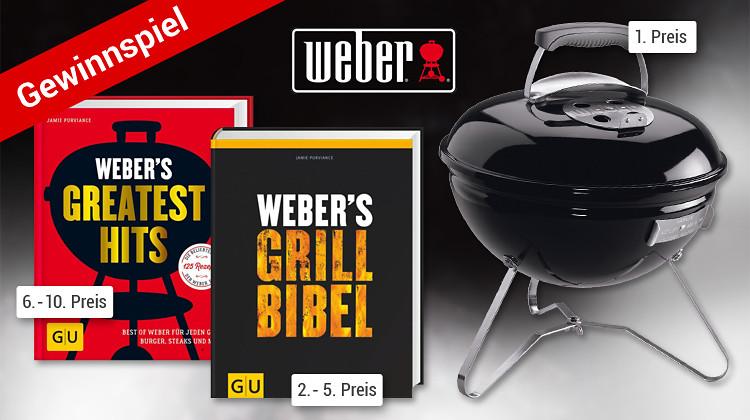 Weber Outdoor Küche Xxl : Weber grill gewinnspiel tolle angebote bei weltbild