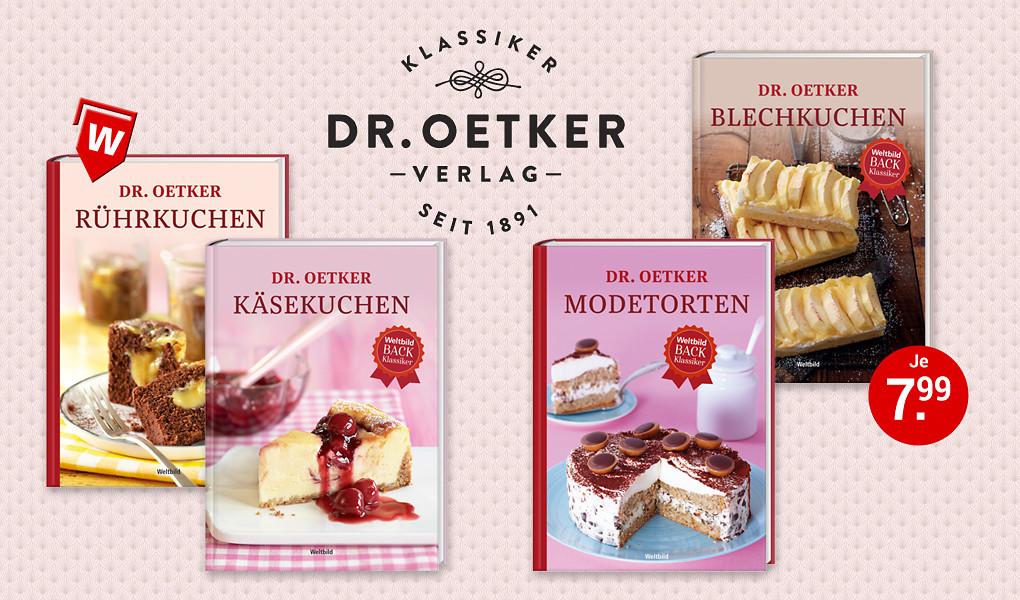 Dr Oetker Koch Und Backbucher Bei Weltbild Entdecken
