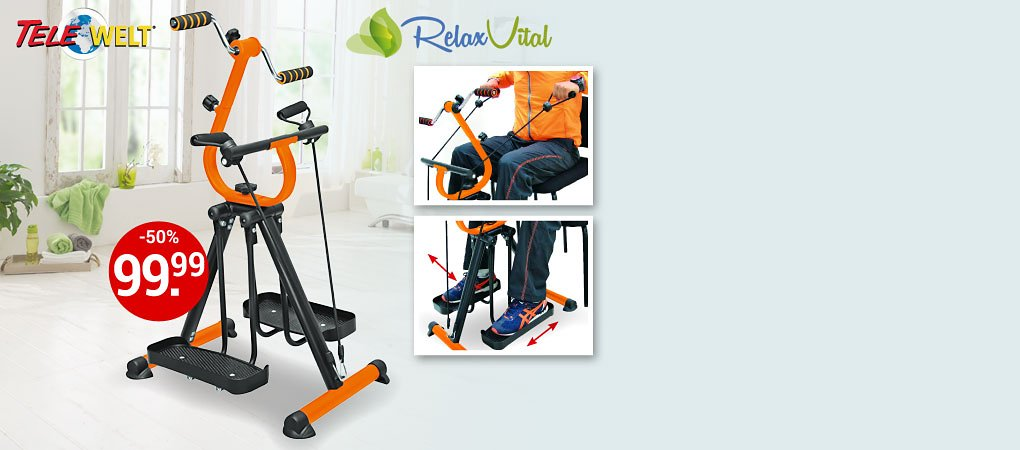 Relax Vital Trainer
