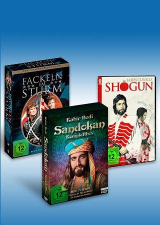 Neue DVD & Serienboxen