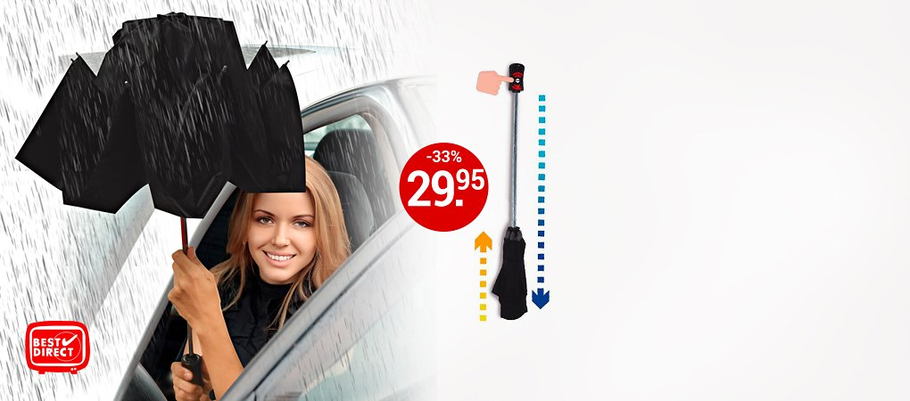 Wonderdry® Umbrella Compact