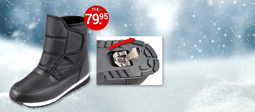 HappyShoes Thermo Winterstiefel