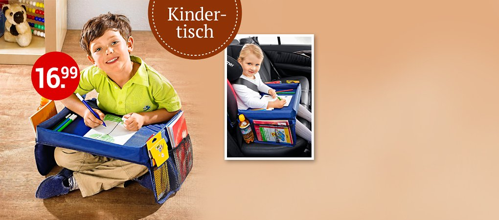 Auto-Kindertisch