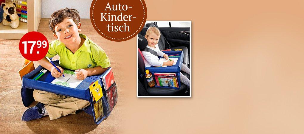 Auto-Kindertisch