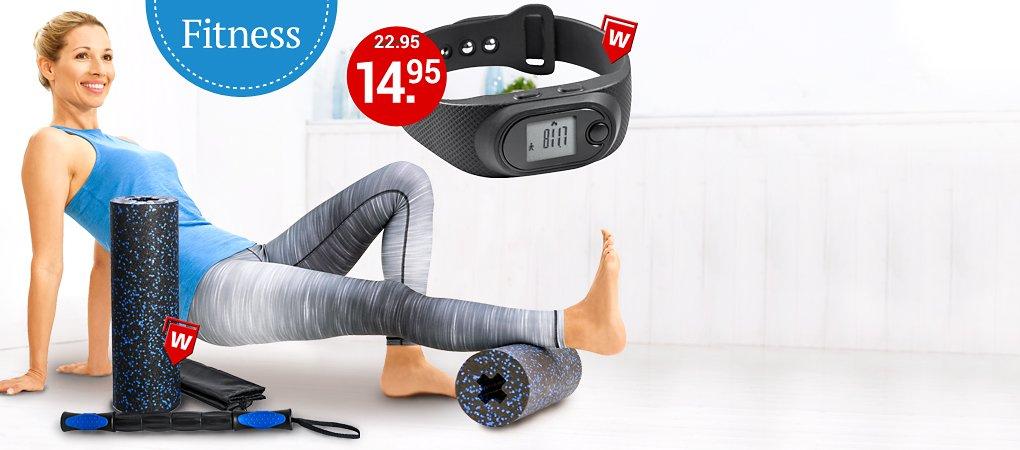 Faszientraining und Fitness-Tracker