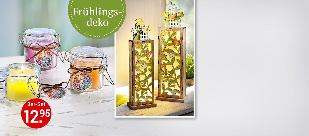 Holen Sie mit frischer Deko den Frühling ins Haus