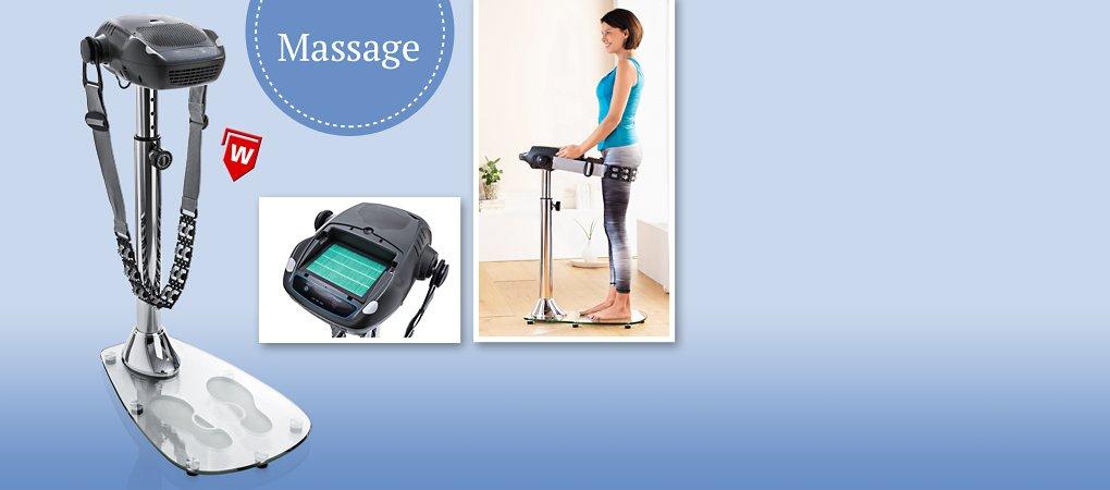 Vibrationsmassagegerät