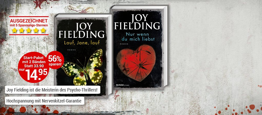 Joy Fielding (Weltbild EDITION)