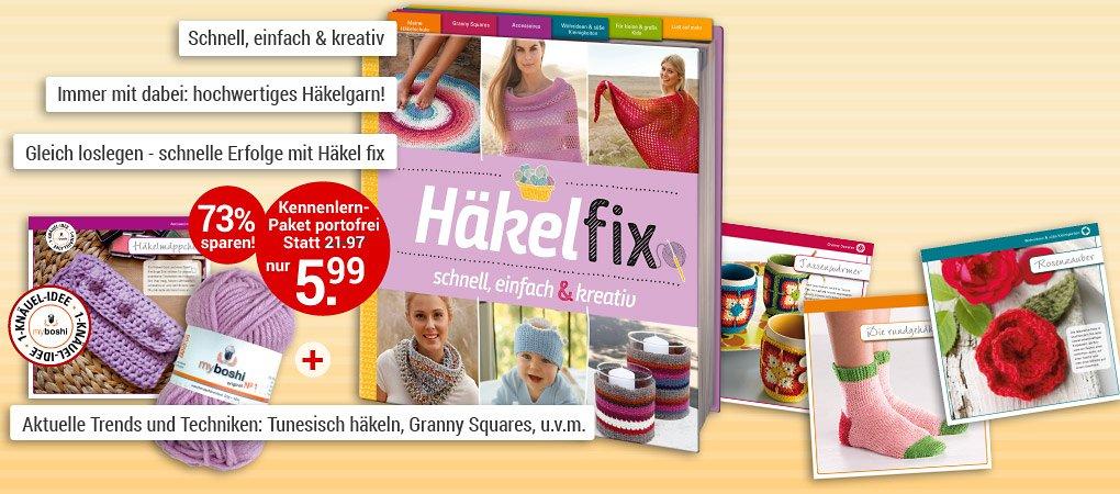 Häkelfix (Weltbild EDITION)