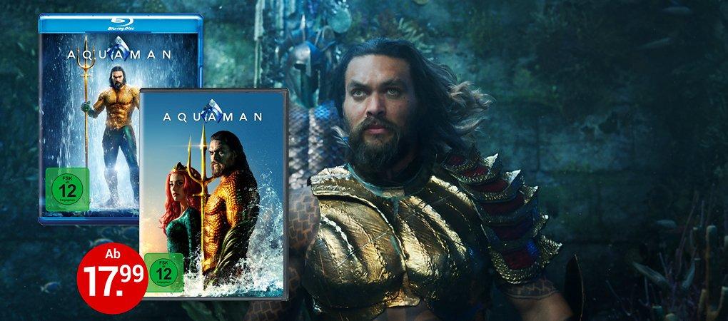 Aquaman DVD hier kaufen
