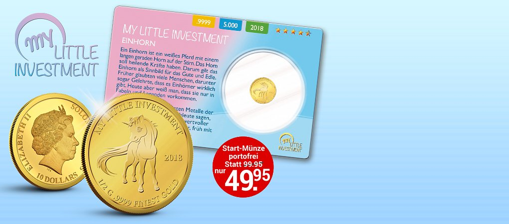 My Little Investment (Weltbild EDITION)