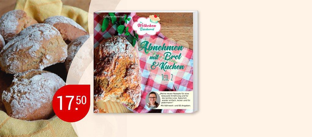 Wölkchenbäckerei: gesund, lecker und leicht!