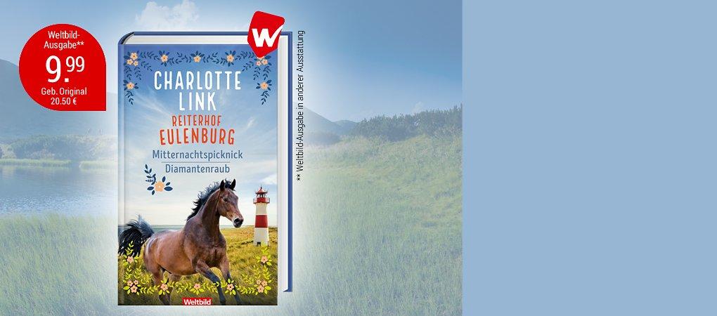 NEU: Ein Doppelband der Bestseller-Autorin Charlotte Link