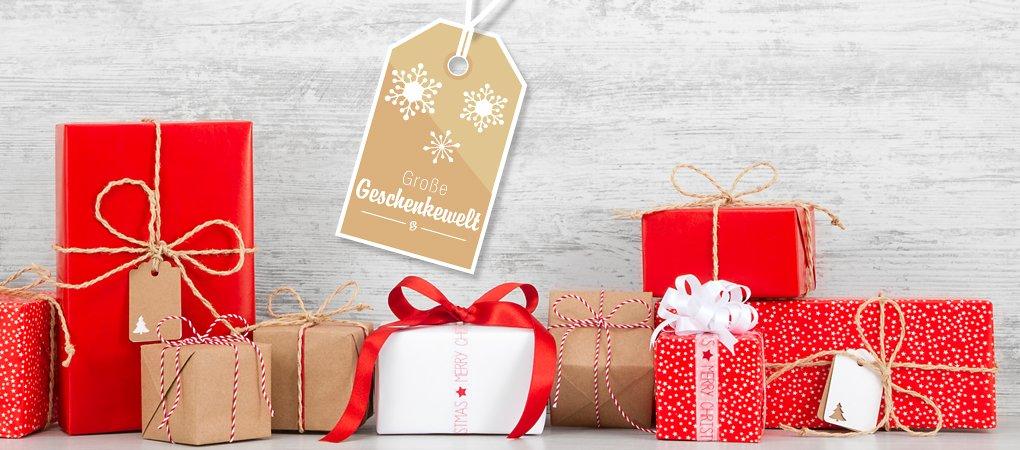 Geschenkefinder - Das richtige Geschenk zu Weihnachten finden