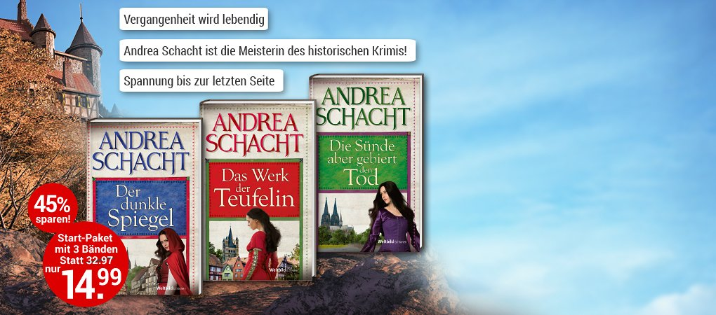 Andrea Schacht (Weltbild EDITION)