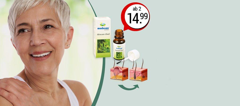 medosan Skincare-Fluid jetzt bei Orbisana entdecken!