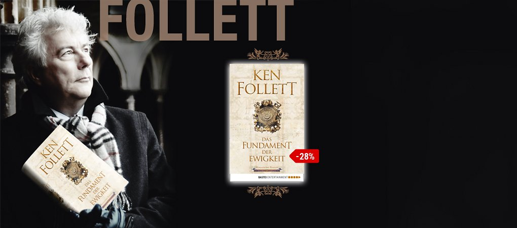 Ken Follett, Das Fundament der Ewigkeit