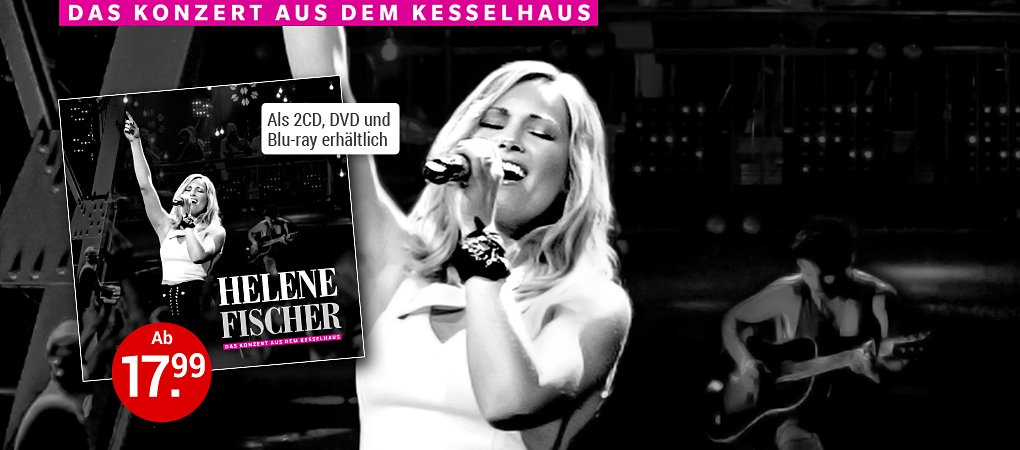 Helene Fischer CD hier kaufen