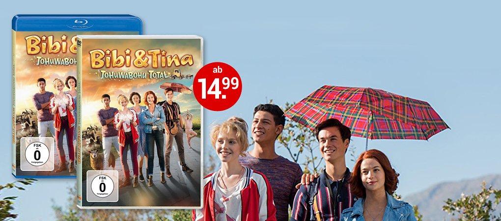 Bibi & Tina 4 jetzt auf DVD & Blu-ray bestellen!