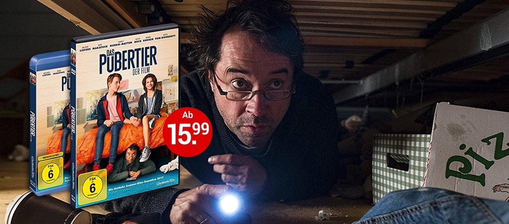 Das Pubertier jetzt auf DVD & Blu-ray bestellen!