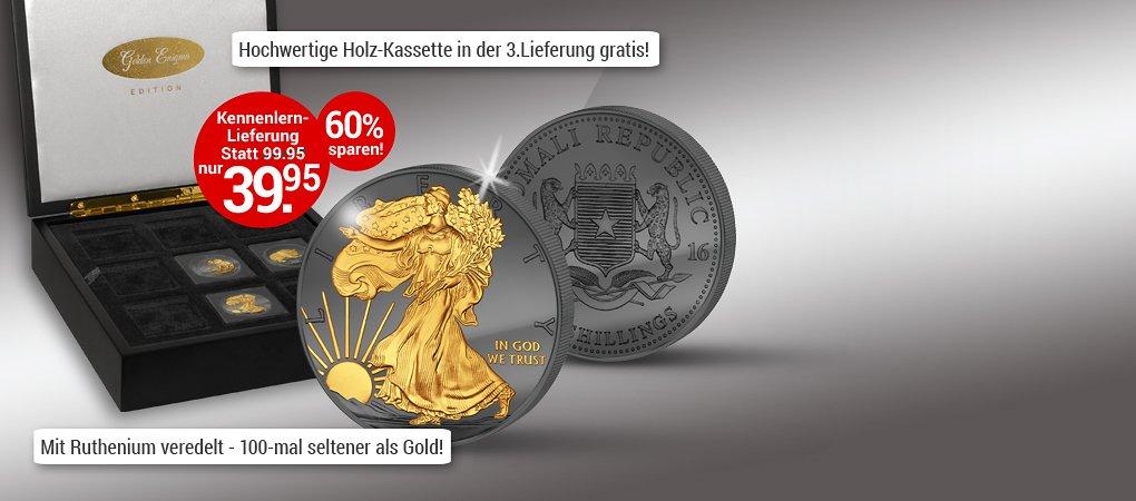 Golden Enigma (Weltbild EDITION)