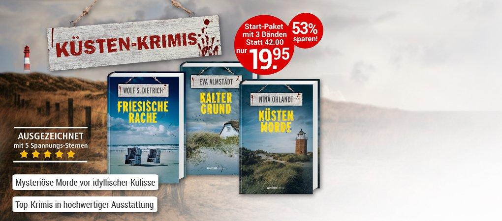 Küsten-Krimis (Weltbild EDITION)