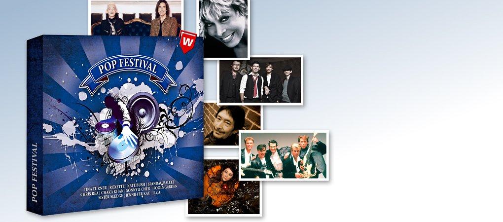 Pop Festival 5CD hier kaufen