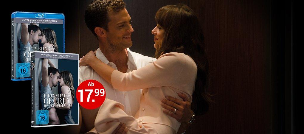 Fifty Shades of Grey - Befreite Lust jetzt kaufen!