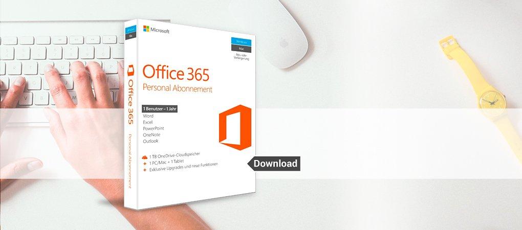 Office 365 jetzt bei Weltbild downloaden!