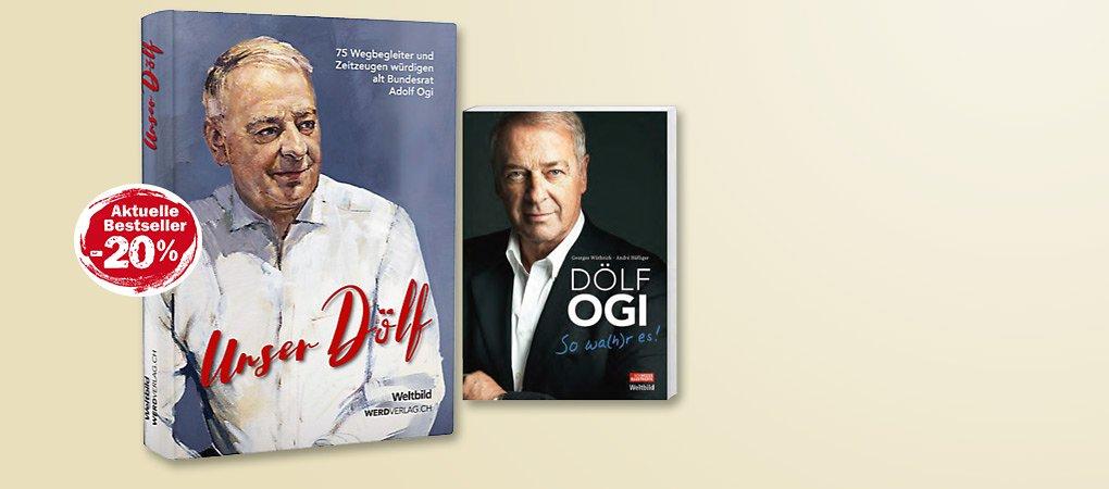 Eine Hommage zu Dölf Ogis 75. Geburtstag