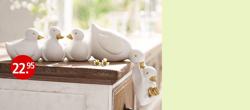 Bei dieser niedlichen Enten-Familie geht keiner verloren!