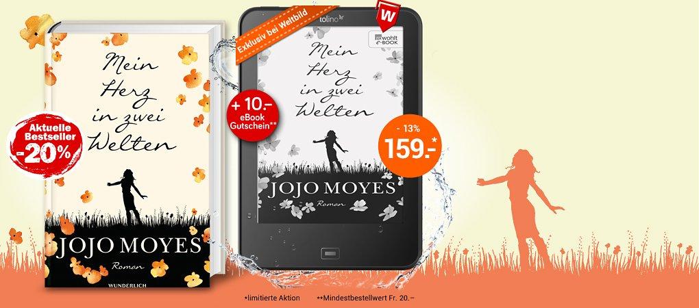 Als Buch, eBook oder im Vorteils-Set mit dem tolino vision 4 HD