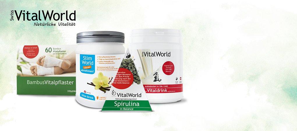 Natürliche & basische Nahrungsergänzung für einen gesunden Körper