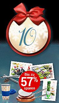 Nur heute: Küchen-Artikel bis zu 57% reduziert!