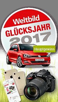 Glücksjahr 2017: Preise im Gesamtwert von über 100.000.- €!