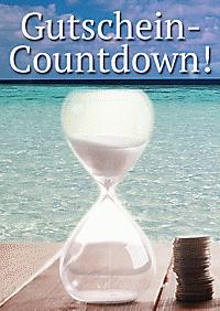 Gutschein-Countdown